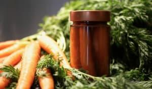 Pickles de carottes