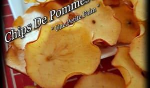 Chips de pommes aux épices