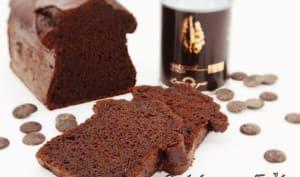 Cake au chocolat à l'huile de noix