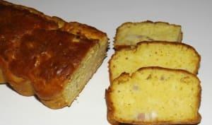 Cake aux oignons et aux lardons façon flammekueche