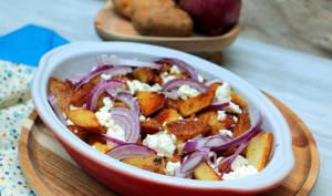 Pommes de terre sautées à la grecque