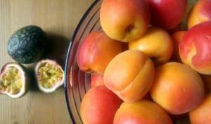 Confiture abricot passion