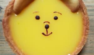 Tartelettes citron Ourson