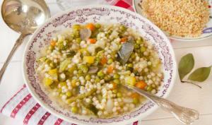 Le minestrone, une spécialité italienne