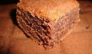 Gâteau au chocolat et au piment de Cayenne