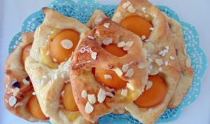Oranais briochés aux abricots