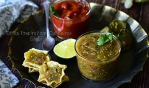 Salsa Verde mexicaine