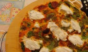 Omelette aux épinards, chorizo et ricotta de Donna Hay