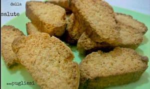 Biscuits typiques des Pouilles