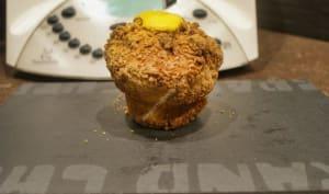 Muffin à la crème de citron au thermomix, préparé en 15 minutes.