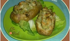 Jack potatoes thon et brocolis