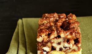 Biscuits aux noix caramélisées