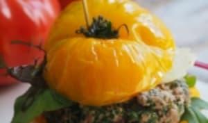Burger de tomate d'Antan