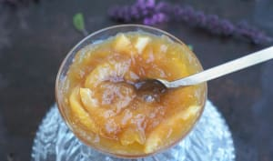 Confiture de citre au citron ou confiture de gigerine
