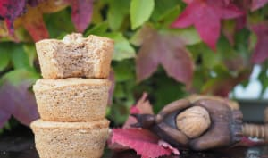 Gâteau aux noix moelleux au café