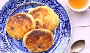 Sirniki: pancakes russes au fromage frais