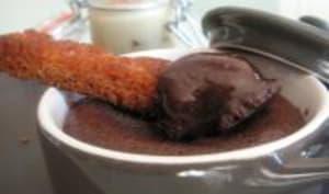Coulant Chocolat et Piment d'Espelette