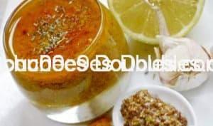 Sauce hyper-antioxydante riche en oméga-3