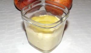 Flans pâtissiers aux pommes