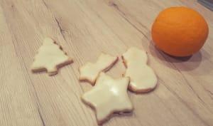 Bredeles à l'orange