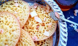Baghrir express au lait