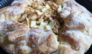 Kouign-amann aux pommes