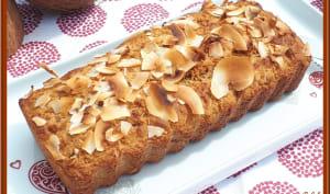Cake au yaourt et à la noix de coco