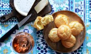 Muffins au Reblochon