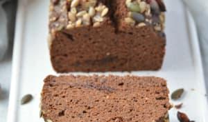 Cake chocolat et pruneaux aux épices chaï
