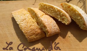 Biscuits parigini