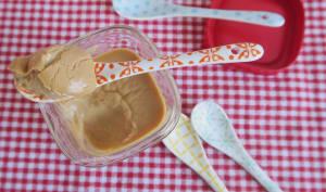 Crème chocolat-noisette