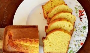 Cake à la marmelade de cédrat et limoncello