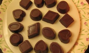 Chocolats noirs