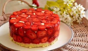 Le fraisier selon Yann Couvreur
