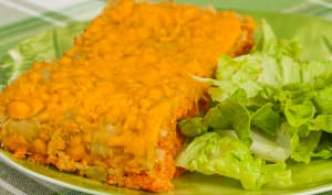 Lasagnes de ravioles aux carottes
