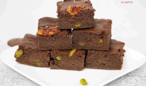 Brownies aux Pois Chiches