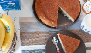 Un délicieux gâteau à la banane et aux amandes par Kisilou