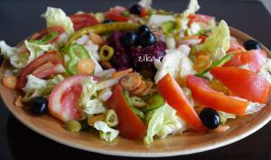Salade estivale algérienne