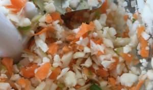 Riz de légumes