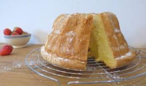Gâteau de Savoie moelleux