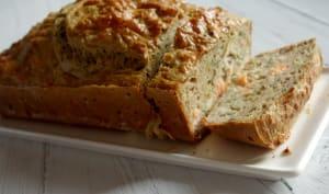 Cake sarrasin saumon