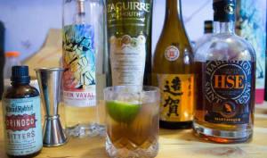 Le Rom Arrangé cocktail