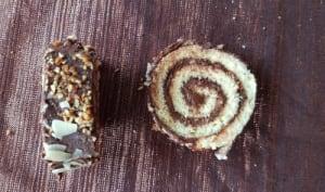 Roulé au chocolat
