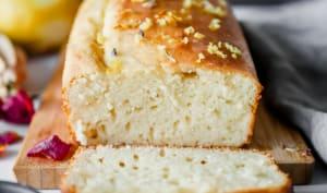 Cake au citron hyper moelleux