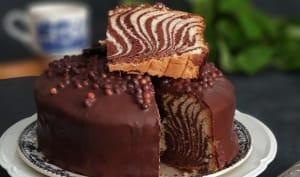Cake Zébré