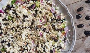La salade crétoise