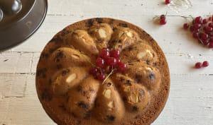 Cake aux groseilles
