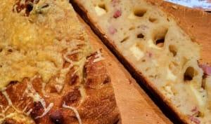 Pain montagnard aux fromages
