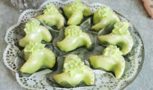 Arayech amandes et pistache
