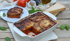 Parmigiana d'aubergines